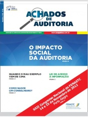 Revista Achados de Auditoria 2012