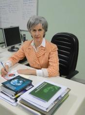 Lígia Zamin - Vice-presidente na gestão 2001-2003