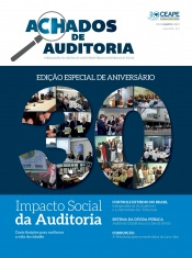 Revista Achados de Auditoria 2015